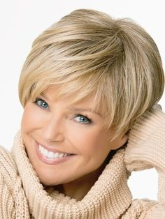Wish | 2017hot sale Beautiful boy cut Short wigs for women Straight style Synthetic Blonde wig with bangs