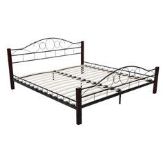 2-persoons bed Claire van metaal 140 x 200 cm