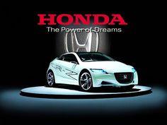 Honda CR-Z  ©