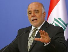 """Top News: """"IRAQ: No Foreign Ground Troops Had Been Requested - Haider al-Abadi"""" - http://www.politicoscope.com/wp-content/uploads/2015/12/Iraq-News-Headlines-Haider-al-Abadi.jpg - Iraqi Prime Minister Haider al-Abadi said describing such deployment as an """"act of aggression.""""  on Politico Scope - http://www.politicoscope.com/iraq-no-foreign-ground-troops-had-been-requested-haider-al-abadi/."""