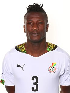 FIFA.com - 2014 FIFA World Cup™ - Asamoah GYAN.... Looking finer than a ticket on the dash