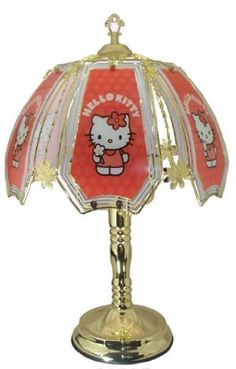 Light up your bedroom with a Hello Kitty lamp that is as cute as can be! We think you will love our favorite styles of lamps featuring Hello Kitty Hello Kitty Lamp, Hello Kitty Bedroom, Hello Kitty House, Lamp Shade Crafts, Hello Kitty Merchandise, Emo, Aesthetic Objects, Eye Expressions, Heart Shaped Glasses