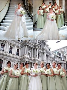Halley and Norm wedding was at the historic city of Philadelphia. Their ceremony was at historic Saint Peters Church and reception at the Union League.  Photography.Images by Marie Labbanncz Bridal Gown: Sassi Holford from Angelique Bridal http://www.artoflove.com/blog/2014/07/09/union-league-wedding-of-halley-norm/ http://www.angeliquebridal.com/blog/blog.php?entry_id=1427581664&title=historic-philadelphia-chic-wedding