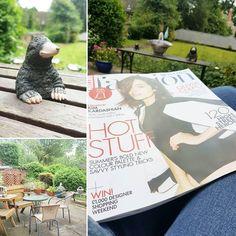 Tarde de domingo en un típico jardín inglés... #relax #instamoment #instapic #friendsfluencers #picture #instalike #igers #instaphoto #style #lifestyle #uk #love #garden #jardin #green #instablogger #blogger