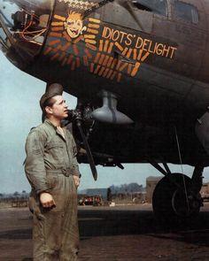 retrowar:    B-17