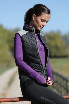 Cinch Ladies Athletic Quilted Vest