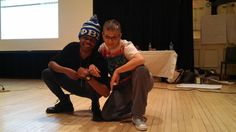 Hip hop and the blueprint creator and facilitator kathleen isaac aaron gregory groove and flow creatorchoreographerdancer and teacher at street y with jamee schleifer the first public school dance teacher in malvernweather Images