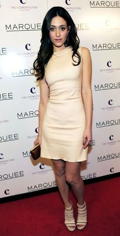 Emmy Rossum Fashion and Style - Emmy Rossum Dress, Clothes, Hairstyle - Page 16