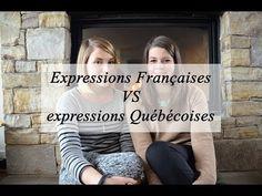 QUÉBEC JARGON & IDIOMS (French Canadian) - Jargon et expressions du Québec - YouTube