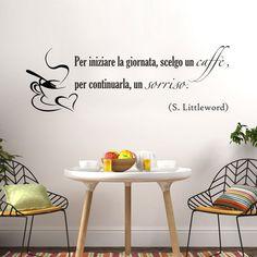 Decora le pareti della tua casa con i bellissimi adesivi murali di Interni&Decori.