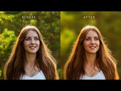 How to Blur Photo Background in Photoshop Like Very Expensive Lens Photography - YouTube