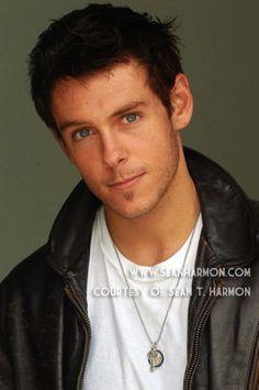 Sean Harmon<3 (son of mark Harmon who plays Gibbs on NCIS, he also played a younger Gibbs)