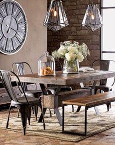 blog 1 industrial dining room