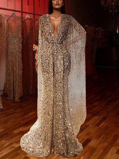 Elegant Deep V Neck Dress - Elegant Deep V Neck Dress – Naychic Source by lyctheangel - Elegant Dresses, Sexy Dresses, Cute Dresses, Casual Dresses, Dresses For Work, Summer Dresses, Formal Dresses, Corset Dresses, Glam Dresses