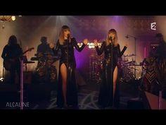 ▶ Alcaline, le Mag : Brigitte - Battez-vous en live - YouTube