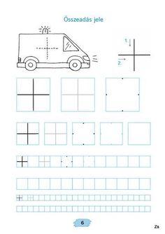 Kindergarten Math Worksheets, Tracing Worksheets, Preschool Learning Activities, Pre Writing, Writing Skills, Special Education, Images, Fine Motor, Preschool