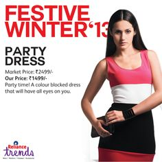 c3d0ff69bf8 This colored blocked is designed to turn heads each time you head out! From  the Winter Collections at Reliance Trends!