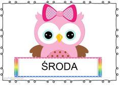 dni5 Montessori, Hand Lettering, Hello Kitty, Owl, Kawaii, Education, Children, Paper, Painting