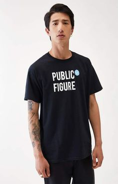 PacSun Public Figure T-Shirt