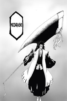 Ese momento en el que se muestra el Shikai de Kenpachi... Sumamente épico!!! Bleach®