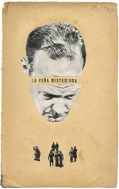 http://lespapierscolles.wordpress.com/2013/06/18/dani-sanchis/ Dani Sanchis #collage #graphisme #illustration #art