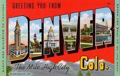 1950's Postcard