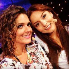 Zoraida Gomez y Angelique Boyer #JoseLujan #Vico #Rebelde