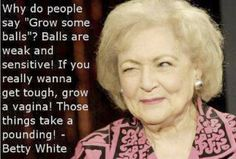 The Dark Side Of Facebook Memes - BuzzFeed News Gotta love Betty White!!
