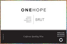 Sparkling Wine - NV ONEHOPE California Rainbow Glitter Edition Brut Sparkling Wine 750 mL ** To view further for this item, visit the image link.