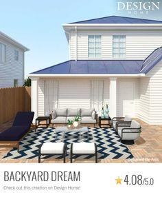 My Design, House Design, Outdoor Decor, Home Decor, Decoration Home, Room Decor, Architecture Design, Home Interior Design, House Plans