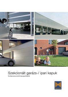 Hörmann | Szekcionált kapuk | Modern szekcionált kapuk a piacvezetőtől