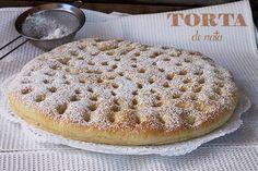 Esta torta no os podéis imaginar lo rica que está, es deliciosa sin más, pero claro, esto yo no os lo puedo transmitir como me gustaría, e... Baking Recipes, Cake Recipes, Dessert Recipes, Desserts, Just Cakes, Cakes And More, Donuts, Macaroon Recipes, Pan Dulce