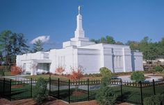 Raleigh, North Carolina, LDS Temple! We are very lucky to have one here in our state!