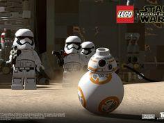 LEGO Star Wars: O Despertar da Força - Novo Jogo