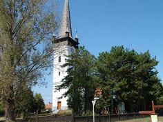 Református templom, Mikepércs