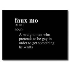 FAUX MO DEFINITION.