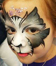 Mime Face Paint, Painting For Kids, New Job, Face And Body, Halloween Makeup, Body Painting, Dog Cat, Crafts For Kids, Facial