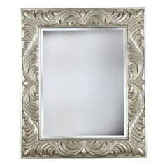 Marielle Rectangle Oversized Wall Mirror