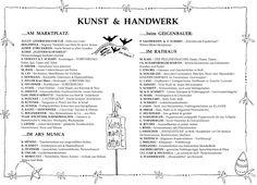 Kunst Und Handwerk am Sonntag 13. März 2016 in Aub