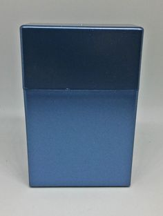 KSI Blue Flip Top Plastic King Size Plastic Cigarette Case   | eBay