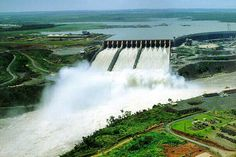 Seven Modern Wonders of the World Itaipu Dam  (Paraguay)