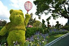 Why I Enjoy Epcot's Flower and Garden Festival Alone