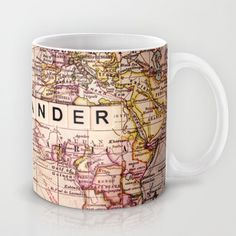wander by Sylvia Cook Photography $15.00 #coffeemugs