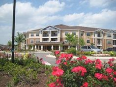 Mariposa Apartment Homes at River Bend in Georgetown Texas provides affordable senior apartment living for adults 55 plus. Age and income guidelines apply. Georgetown Texas, Senior Apartments, Central Texas, Senior Living, Craftsman Style, Cottage Style, Restaurant, River, Mansions