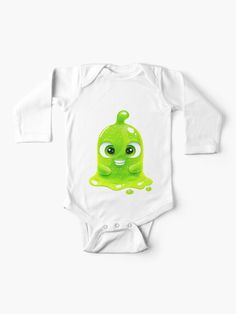 Green smiling slime kids clothes and masks! Slime For Kids, Simple Dresses, Masks, Dressing, One Piece, Smile, Green, Fabric, Cotton