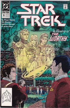 In Memory of the Worthy vintage Comic book has been in sleeve since purchase. Star Trek Enterprise Ship, Star Trek Voyager, Uss Enterprise, Dc Comic Books, Vintage Comic Books, Vintage Comics, Star Trek Universe, Marvel Universe, Archie Comics