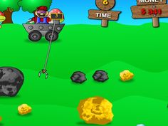 Mario Gold Hunter Games http://www.supermariogame.net/mario-gold-hunter.html