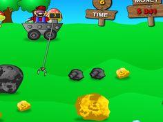 Mario Gold Hunter Games http://www.supermariogame.net/mario-gold-hunter.html