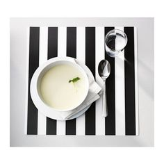 25 Decor Pieces Under $50 to Glam Up Any Room: LJUDA PLACE MAT. No matter what color your table is, these placemats will fit right in—and make even pizza look gourmet. ($1.49; Ikea)
