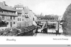 Braunberg, East Prussia